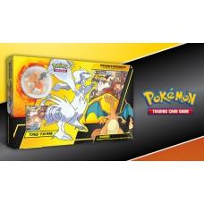 Pokemon TCG Reshiram & Charizard GX Figure Collection