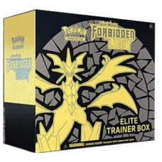 Pokemon TCG SM6 Forbidden Light Elite Trainer Box