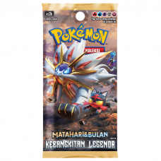 Pokemon TCG Indonesia 2b Booster Pack (6 kartu)