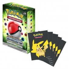 Pokemon TCG Indonesia Starter Deck GX 2Di (60 cards) +Bonus Sleeves Pikachu