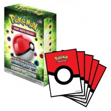Pokemon TCG Indonesia Starter Deck GX 2Di (60 cards) +Bonus Sleeves Pokeball