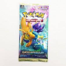 Pokemon TCG Indonesia Bayangan Tersembunyi AS3b Booster Pack (6 kartu)