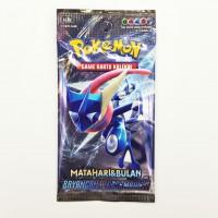 Pokemon TCG Indonesia Bayangan Tersembunyi AS3a Booster Pack (6 kartu)