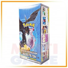 Pokemon TCG Indonesia Seri 5a Tag Team Booster Box (20 Booster Pack)