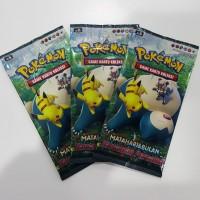 Pokemon TCG Indonesia Booster Pack (B: 6 kartu)