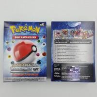 Pokemon TCG Indonesia Starter Deck GX (60 cards)