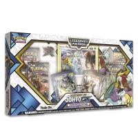 Pokemon TCG Legend of Johto GX Collection
