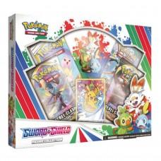 Pokemon TCG Sword & Shield Rebel Clash Figure Collection