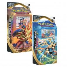 Pokemon TCG SS2 Rebel Clash Theme Deck (Zacian / Zamazenta)