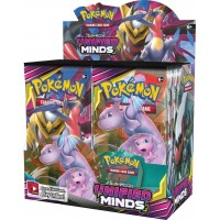 Pokemon TCG SM11 Unified Minds Booster Pack