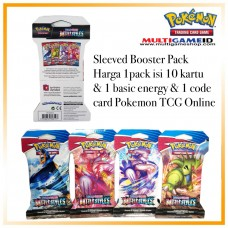 Pokemon TCG SS5 Battle Style Sleeved Booster Pack (10 Card)
