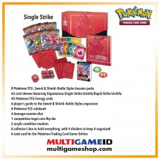 Pokemon TCG SS5 Battle Style Elite Trainer Box Single Strike (Red)