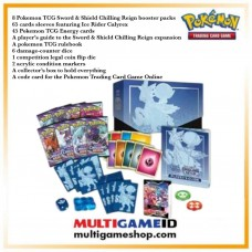 Pokemon TCG SS6 Chilling Reign Elite Trainer Box (Ice Rider)