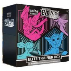 Pokemon TCG SS7 Evolving Skies Elite Trainer Box (Vaporeon)
