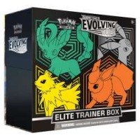 Pokemon TCG SS7 Evolving Skies Elite Trainer Box (Flareon)