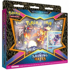 Pokemon TCG Shining Fates Mad Party Pin Collection (Galarian Mr.Rime)