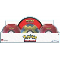 Pokemon TCG Pokeball Tin (1pcs)