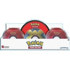 Pokemon TCG Pokeball Tin (Last 1pcs)
