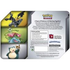 Pokemon TCG Tag Team Tin (Eevee/Celebi)