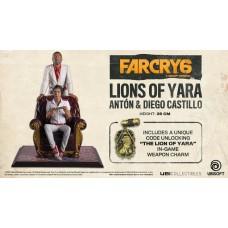 —PO/DP— Far Cry 6 Anton & Diego figure (Oct 07, 2021)