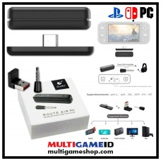 PS4/PC/Switch/Lite GuliKit Route Air PRO Bluetooth Audio USB Transceiver