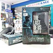 (Official) HDD Seagate 2TB Game Drive The Last of Us Part II Limited For PS4