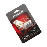 Memory Micro Samsung EVO-Plus 256GB (Class 10) 4K MB-MC256G