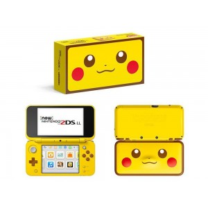 NEW 2DS PIKACHU