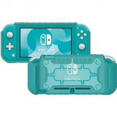 NS Lite Hybrid System Armor HORI (Turquoise) +Screen Guard 9H HORI Japan