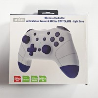 Switch Wirelless Controller With Motion Sensor & NFC (NexiLux)