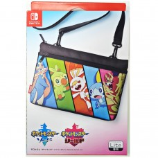 Switch Lite Pokemon Sword&Shield Pouch (Original)