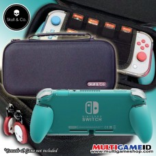 Switch LITE Skull & Co MaxCarry Turquoise