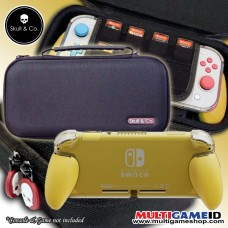 Switch LITE Skull & Co MaxCarry Yellow