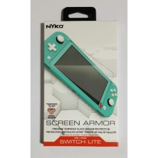Switch LITE Tempered 9H Screen Guard  / Armor (NYKO)