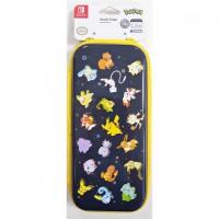 Switch Lite Vault Case Pokemon Galaxy Black