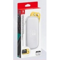 Switch LITE Case White +Screen Guard (Official Nintendo)