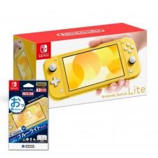 Nintendo Switch Lite Yellow +Screen Guard 9H HORI