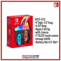 New Nintendo Switch Oled Neon