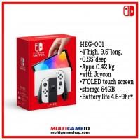 New Nintendo Switch Oled White