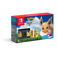 —PO/DP— Console Nintendo Switch Lets Go Eevee Bundle (Nov 16, 2018)