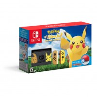 Console Nintendo Switch Lets Go Pikachu Bundle
