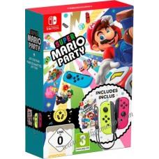 —PO/DP— Super Mario Party + Joycon Pink/Yellow (Nov 16, 2018)