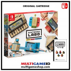 Nintendo LABO Variety Kit +Game (Toy-Con 01) A25