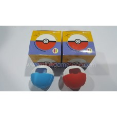Switch Pokeball Plus Silicon (Red)