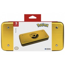 Switch Aluminium Case Gold Pikachu (HORI)
