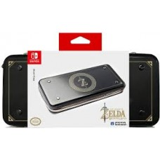 Switch Aluminium Case Black Zelda (HORI)