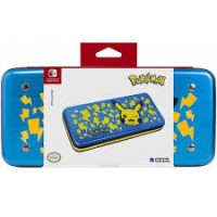 Switch Aluminium Case Blue Pikachu (HORI)
