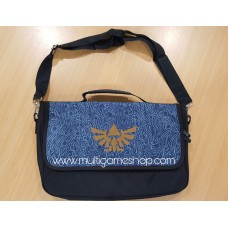 Switch Cotton Shoulder Bag Zelda with Compartment