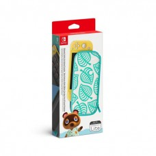 Switch Lite Aloha Animal Crossing Case + ScreenGuard (Official Nintendo) (Bag)