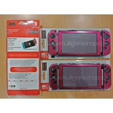Switch Aluminium Case Set (Pink)